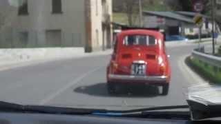 preview picture of video 'Fiat 500R - Ponte di Legno'