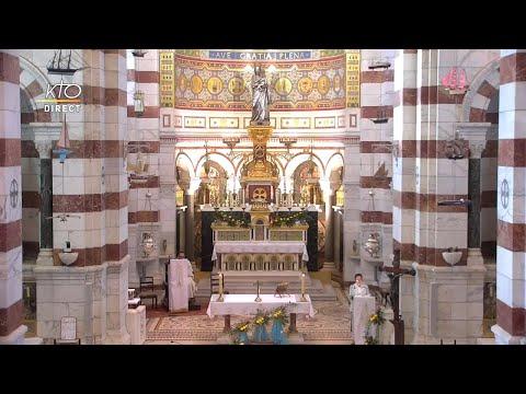 Laudes et Messe du 13 juillet 2021 à Notre-Dame de la Garde