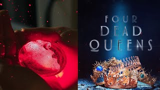 FOUR DEAD QUEENS | OFFICIAL BOOK TRAILER