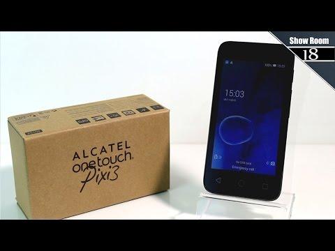 Alcatel Pixi 3 4inch Price In The Philippines And Specs