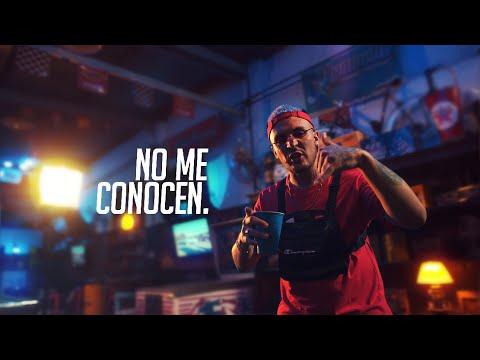 No Me Conocen