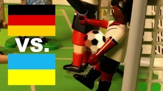 ⚽ BOATENG RETTET AUF DER LINIE  Deutschland EM 2016 HIGHLIGHTS PLAYMOBIL Stop Motion Deutsch