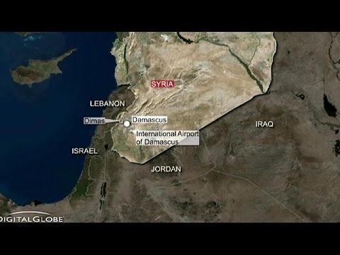 Des raids israéliens sur la Syrie