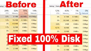 Windows 10 100 Disk Usage | Windows 10 100 percent disk usage | 100 percent disk usage windows 10