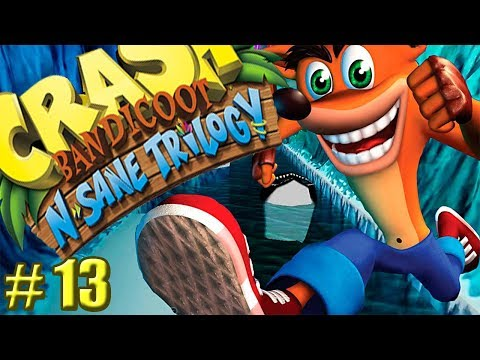 /CZ\ Crash Bandicoot N. Sane Trilogy Part 13 - Včelí teror