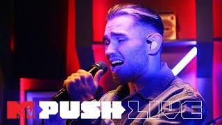 Moss Kena | 'Silhouette'  (MTV PUSH Live At Tape London) | MTV Music
