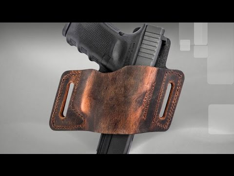 Tame Your Beast With A Water Buffalo Holster