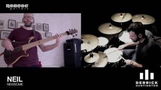 Madonna - Cherish - Bass & Drums Cover