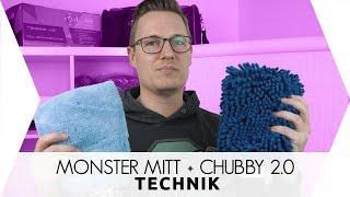 Area52TV - Liquid Elements Monster Mitt + Chubby 2.0 | Technik