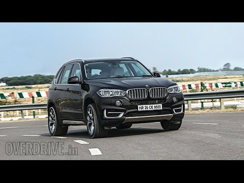 2014 BMW X5 xDrive30d - Road Test Review (India)