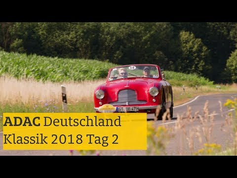 ADAC Deutschland Klassik 2018 Tag 2