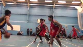 preview picture of video 'ABC vs Woking Warriors - Winter U20 Basketball 2015'