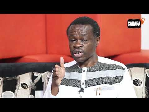 Corruption has killed more people than civil wars in Africa - Prof. PLO Lumumba