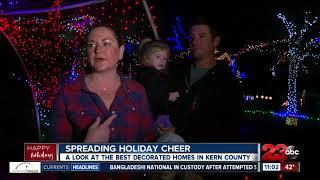 Spreading holiday cheer around Kern County
