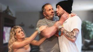 Overprotective Father Meets Daughter's F*ckboy Boyfriend