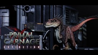 Primal Carnage: Extinction video