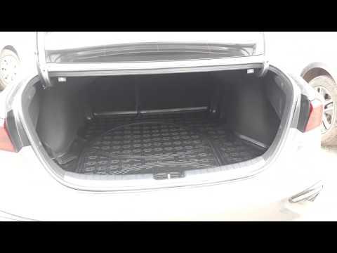 Коврик в багажник Kia Cerato с 2018 по 2019