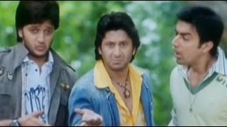 Worlds longest car jump – Dhamaal Comedy Scene