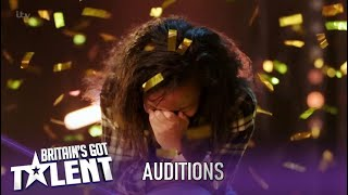She Is Only 12.. But When She Starts Singing...WOW! Simon Golden Buzzer! | Britain's Got Talent 2020