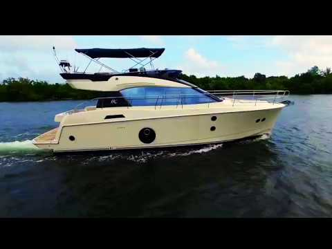 Beneteau Monte carlo 5 video