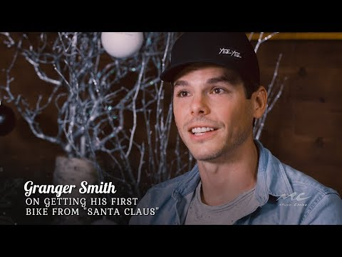 Granger Smith on Getting His First Bike