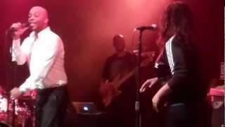 Rahsaan Patterson & Lalah Hathaway - 6am (Live at the El Rey 6/23/2012)