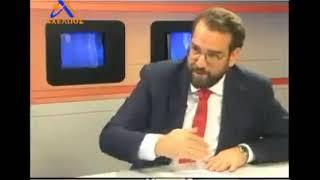 Συνέντευξη Ν. Φαρμάκη στην τηλεόραση Acheloos TV