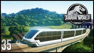 Jurassic World: Evolution || 35 || Scenic Views