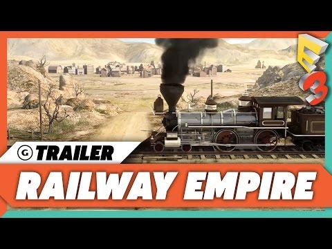 Gameplay de Railway Empire