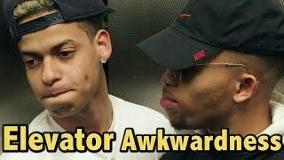ELEVATOR AWKWARDNESS