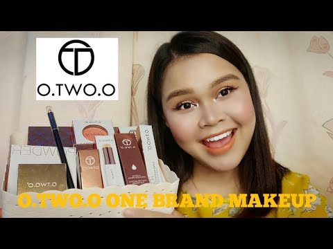 O.TWO.O SUPER AFFORDABLE MAKEUP BRAND/FIRST IMPRESSION/REVIEW (indonesia)