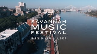 Tickets On Sale for the 2020 Festival: March 26 - April 11