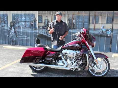 2012 Harley Davidson Screamin' Eagle Street Glide CVO