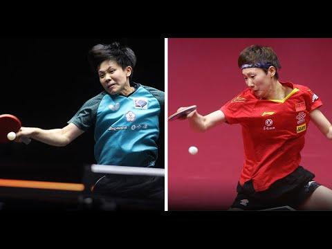 Cheng I-Ching vs Wang Manyu | 2020 China Super League (Round 4)2020.12.23