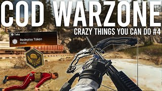 Crazy things you can do in Call of Duty Warzone #4