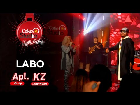 "Coke Studio Homecoming: ""Labo"" By Apl.de.ap And KZ Tandingan"