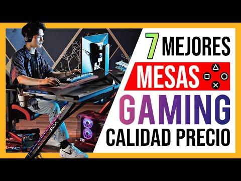 🥇 7 MEJORES MESAS GAMING de 2020 🎮 CALIDAD PRECIO ✅ ESCRITORIOS PARA GAMERS en AMAZON 💥