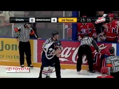 Mackenze Stewart vs. Dalton Hamaliuk