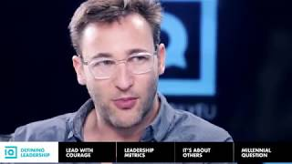 How to Lead a People - Simon Sinek - Inside Quest