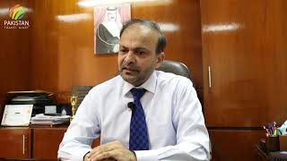 Saleem Motiwala, Country Manager - Gulf Air Pakistan