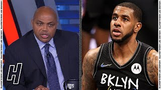 Inside the NBA Reacts to LaMarcus Aldridge Retirement   April 15, 2021   2020-21 NBA Season