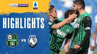Sassuolo 1-1 Atalanta Pekan 34
