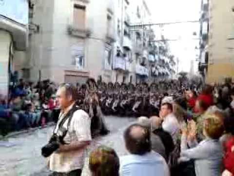Escuadra del Mig Filà Ligeros 2013