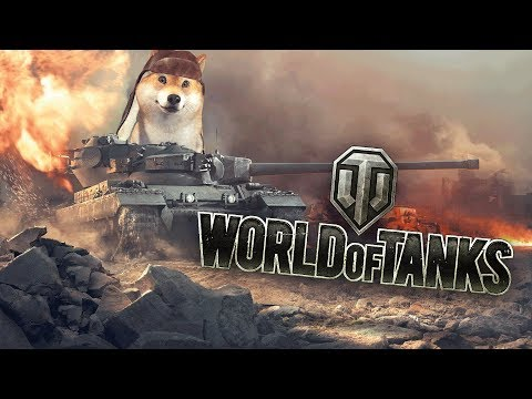 Tankista DOGEJMR [World Of Tanks]