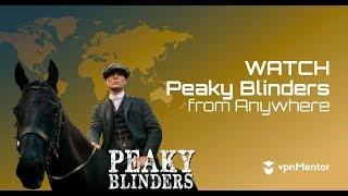 How To Watch Peaky Blinders Season 5 Online For Free? | 100% WORKING | MUST WATCH