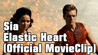 Sia - Elastic Heart (ft. The Weeknd & Diplo) - From 'The Hunger Games' (Official Video)