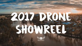 Central Victoria - View from Above   Bendigo Drone Aerial Showreel