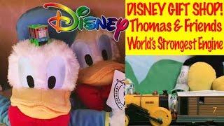 Disneyland GIft Shop Thomas And Friends World's Strongest Engine Kids Toys