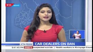 Kenya Bureau of Standards (KEBS) bans importation of used car spare parts