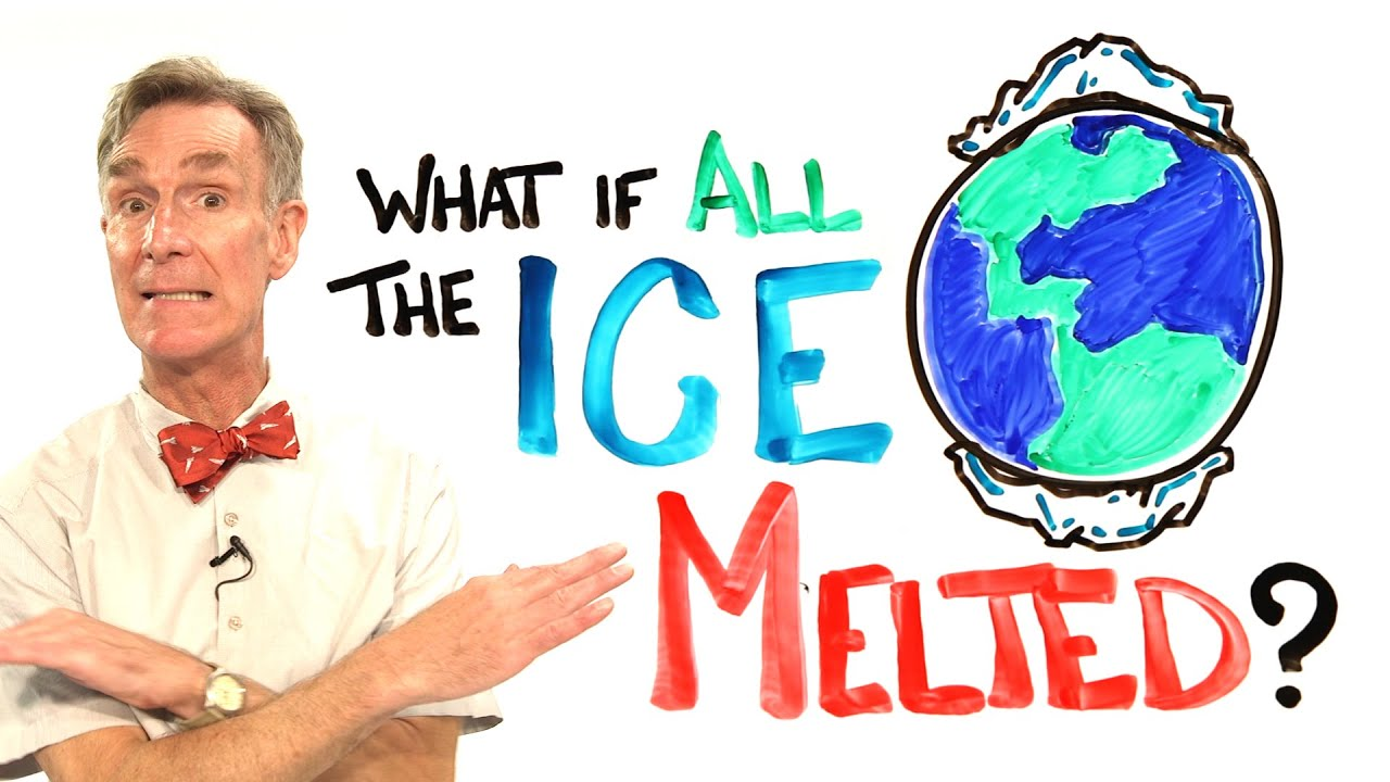 Bill Nye: If All Ice On Earth Melts, Australia's Gonna Get A Cool New Ocean